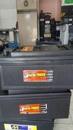 Baterias de 220 amperes semi novas