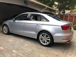 Audi A3 Sedã 1.8t - Prata - 2015