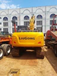 Escavadeira Liugong 915e 2017