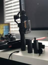 DJI Osmo x3 + case + 2 baterias originais + microfone