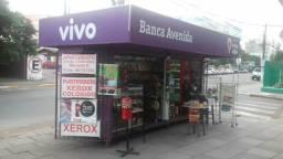 Banca de Revista - Vendo em Esteio ótima localização próximo ao Forum e Clinicas