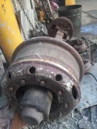 Truck 1313 freio a ar + 2 rodas com pneus 900