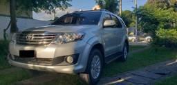 Toyota SW4 2012, Motor 2.7, Prata - 2º Dono - Perfeito Estado - 2012