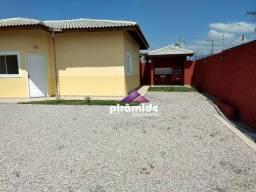 Casa 2 dormitórios à venda, R$ 185.000 - Balneário dos Golfinhos - Caraguatatuba/SP