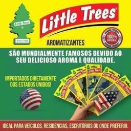 Aromatizantes Little Trees R$12,00