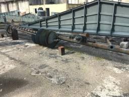 Conjunto de trados e brocas para fundações de até 11 metros em concreto encamisado