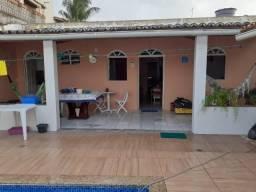 Casa 3/4 sendo 1 suíte, piscina, garagem Dias D'avila