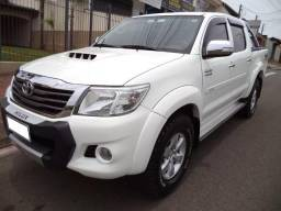 Toyota Hilux 3.0 Srv Cab. Dupla 4x4 Aut. 4p - 2012