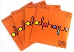 Encordoamento Thomastik Alphayue Violino