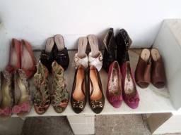 Calçados femininos Sandálias e Peep toes