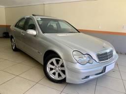 Mercedes Benz C-180 Classic,Confira!