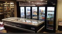 Equipamentos para supermercado Fifo data curta JM TEM