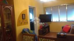 Apartamento à venda com 1 dormitórios em São joão, Porto alegre cod:AP17280