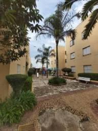 Apartamento com 2 dormitórios à venda, 45 m² por r$ 150.000 - parque bandeirantes i (nova