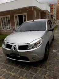 Renault Sandero 1.6 8V- 2008 | Expression Hi-flex - 2009