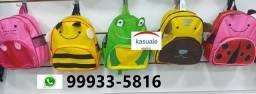 Mochila Infantil Zoo Kids Promoção!!!