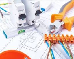 Eletricista de Manutenção e Projetista Predial Baixa tensão<br><br>