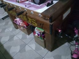 Vendo mesa de pimbolim
