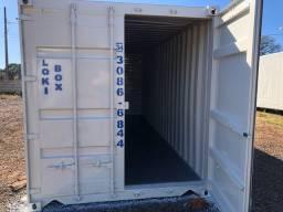 Container Maritimo 6 metros 20 pés pronta entrega em Uberlândia