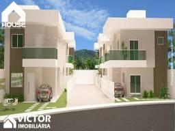 Casa à venda com 2 dormitórios em Lagoa funda, Guarapari cod:SO0009