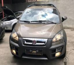 Fiat Idea aventure 33900 entrada parcelas 48x de 698
