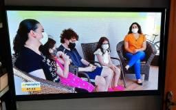"""TV 43"""" SANSUNG plasma = R$800,00 (3x no cartão crédito, 3meses garantia)"""
