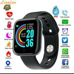 Relógio inteligente /Smart Watch à prova d?água Y68/D20