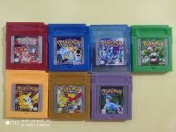 Jogo pokémon cartucho game boy color
