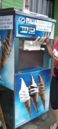 Máquina de sorvete italiana