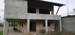 Casa em Aldeia em Fase de Acabamento - Projeto OCA