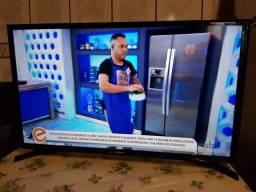 Smart Tv Samsung 32'p em bom estado de conservação