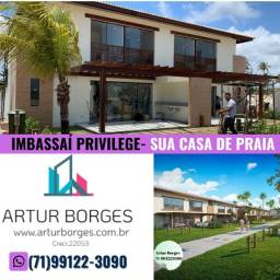 Imbassaí Privilege - Lotes residências no melhor de Imbassaí