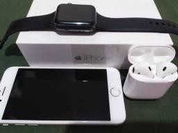 Iphone 6S 128GB + Apple Watch 2 com GPS + Airpods