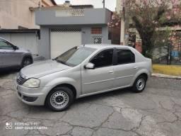 Renault Logan Expression Hi-Flx 1.6 8V 2011 Prata