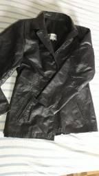 Jaquetas de couro legítimo