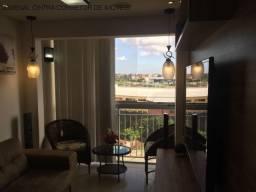 Vendo apartamento 3/4 com suíte Itapuã Parque, financia, $ 290.000,00!