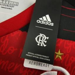 Camisa Flamengo Home Adidas 2021 - em Fortaleza - Ceará