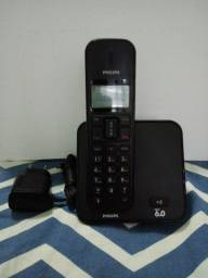Telefone sem fio Philips 6.0