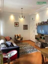 Ótimo Apartamento com 3 dormitórios à venda, 68 m² por R$ 330.000 - Planalto - São Bernard