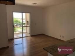 Apartamento com 3 dormitórios para alugar, 81 m² por R$ 1.900,00/mês - Jardim Tarraf II -