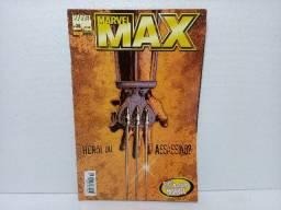 Gibi Hq Marvel Max 30 Herói Ou Assassino?