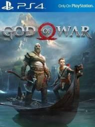 God of War novo e call of duty ghost