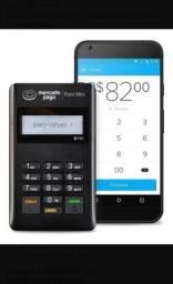 Maquininha Débito e Crédito Point Mini D150 - Mercado Pago