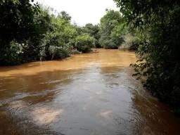 Sítio c/ mais de meio alqueire, rio no fundo, Mucambinho, aceita casa em Anápolis