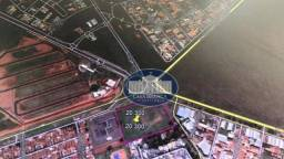 Área no cruzamento mais promissor de Araçatuba-SP.
