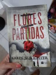 Livro Flores Partidas