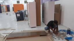 Montador de móveis e instalação de ar condicionado