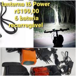 lanterna t6 Power bike