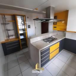 Apartamento 3 dormitórios com suíte, espaço gourmet, Comerciário Criciúma