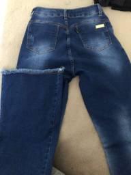 Calça flyer jeans